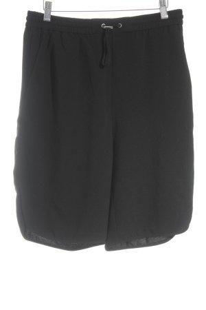 Monki Shorts schwarz Casual-Look