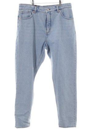 Monki Slim Jeans himmelblau Casual-Look