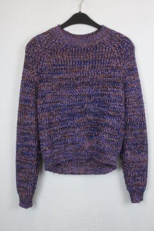Monki Maglione lavorato a maglia multicolore Poliestere