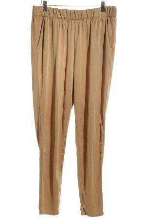 Monki Sweat Pants nude casual look