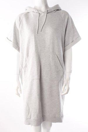 Monki Sweatshirt in grau