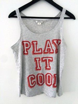 Monki Tanktop Play It Cool