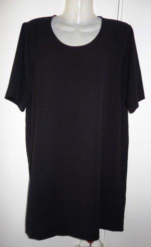 MONKI Tunika Kleid Longshirt Gr. M/L (42) schwarz Casual Style