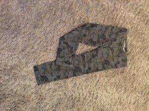 MONOCROM Camouflagehose