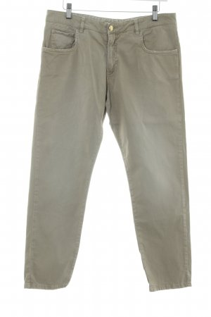 Monocrom Five-Pocket-Hose beige Casual-Look