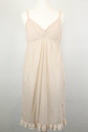 Monrow Kleid Trägerkleid Midikleid Gr. S rosé