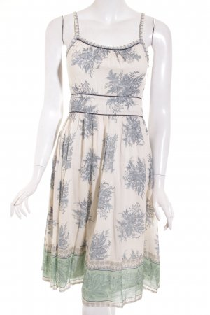 Monsoon A-Linien Kleid florales Muster Casual-Look