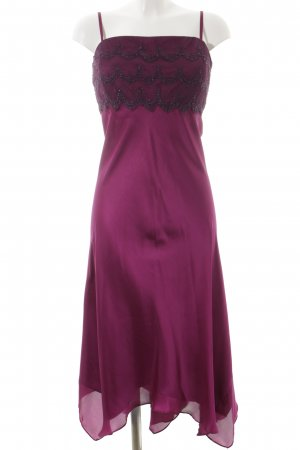 Monsoon Abendkleid violett Elegant