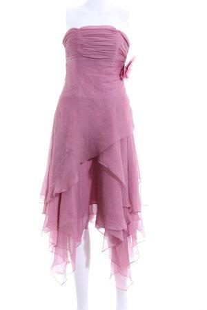 Monsoon Bandeaukleid pink Elegant