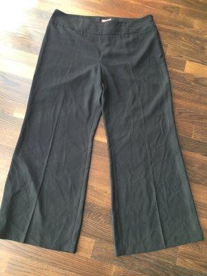 MONSOON elegante Hose Businesshose, schwarz Gr. 48, guter Zustand