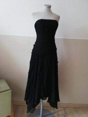 Monsoon Robe à corsage noir