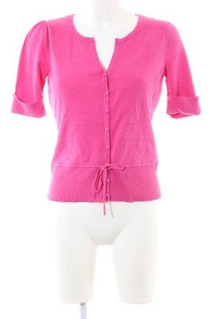 Monsoon Strickshirt pink Casual-Look