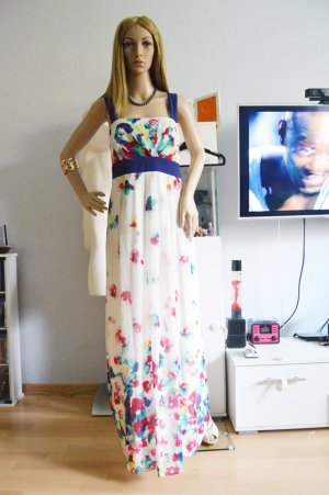 Monsoon wunderschönes langes Kleid gr.38
