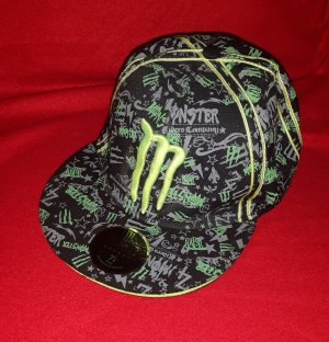 Baseball Cap black-green