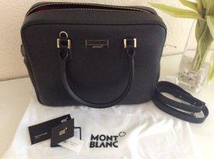 Mont Blanc Damentasche Aktentasche Tasche Handtasche schwarz NEU! NP: 900,00€ jetzt 50%reduziert