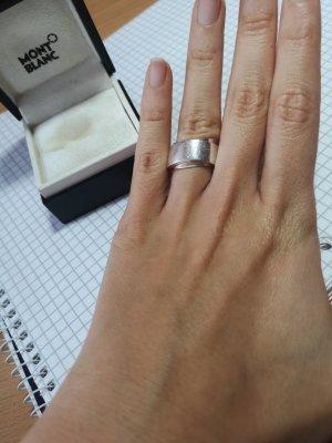 Montblanc Zilveren ring zilver
