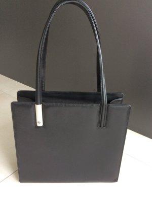 Montblanc Handtasche schwarz