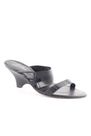 Montbui Sandaletten schwarz Casual-Look
