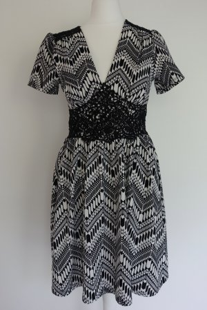 Monteau Mini Kleid Gr S Neu