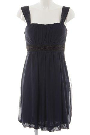 Montego Abendkleid dunkelblau Elegant