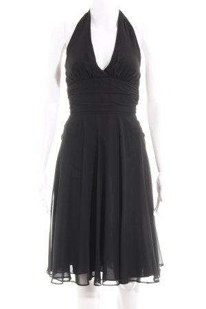 Montego Abendkleid schwarz Elegant