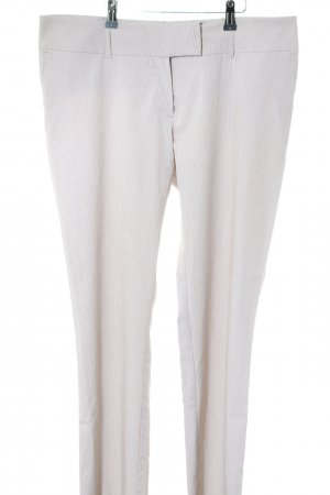 42821f5b8a88d Montego Suit Trouser white striped pattern business style
