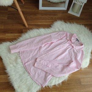 Montego Bluse 38 rosa weiß gestreift
