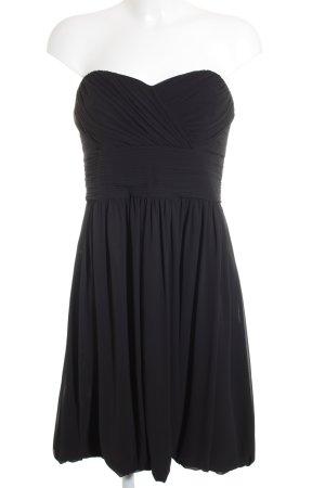 Montego Bustierkleid schwarz Elegant