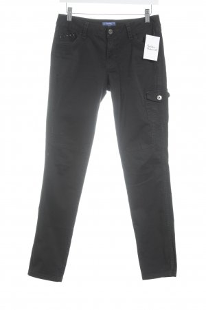 Montego Cargo Pants black casual look