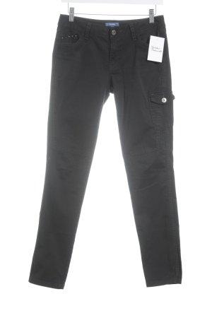 Montego Pantalone cargo nero stile casual