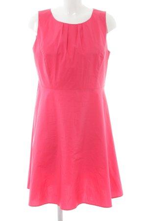 Montego Etuikleid pink-magenta Colourblocking Elegant
