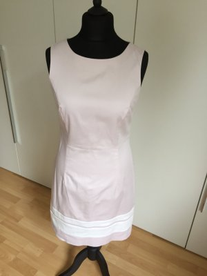 Montego Etuikleid, Rosa-Weiß