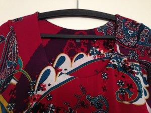 Montego farbenfrohes Sommerkleid Größe 36