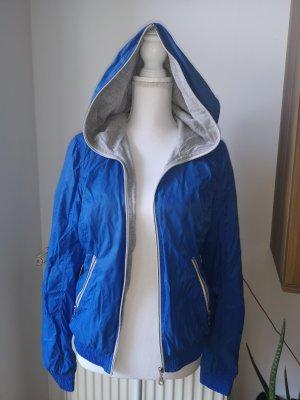 Montego Sports Jacket neon blue