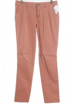 Montego Low-Rise Trousers dark orange casual look