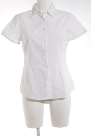 Montego Kurzarmhemd weiß klassischer Stil