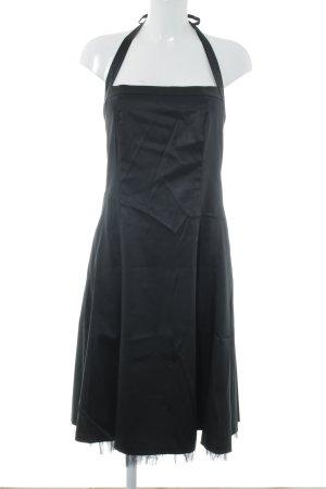 Montego Midikleid schwarz Elegant