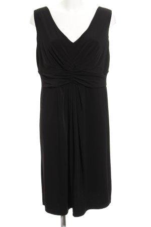 Montego Midi Dress black classic style