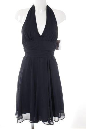 Montego Neckholderkleid dunkelblau Elegant