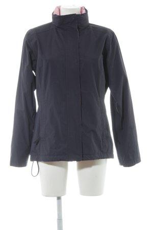 Montego Outdoorjacke dunkelblau-hellrosa sportlicher Stil