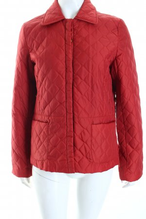 Montego Steppjacke rot Street-Fashion-Look