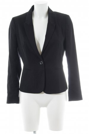 Montego Sweat Blazer black business style