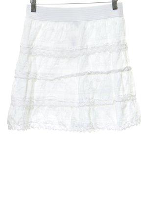 Montego Circle Skirt white beach look