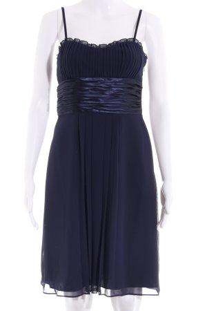 Montego Trägerkleid dunkelblau Elegant
