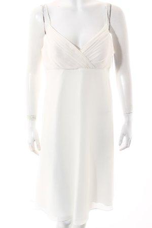 Montego Trägerkleid wollweiß Elegant