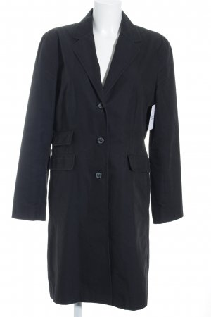 Montego Trenchcoat schwarz Casual-Look