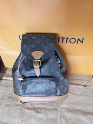 Louis Vuitton Sac à dos brun