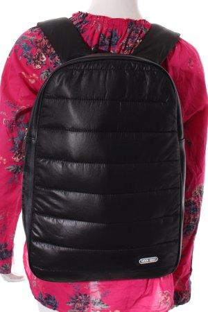 Moon boot Rucksack schwarz-weiß sportlicher Stil