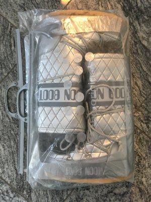 Moon Boot, Silber glänzend, Größe 35/38, sonder Edition