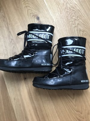 Moon boot Snow Boots black-white
